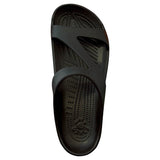 Women's Premium Z Sandals - Black with Tan (Special Offer)