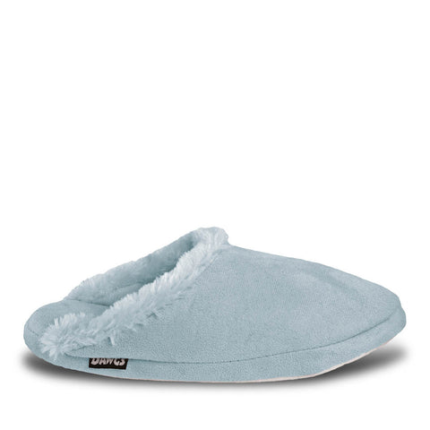 Women's Foam Slide Scuffs - Baby Blue