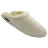 Women's Foam Slide Scuffs - Tan