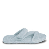 Women's Fluffy Z Slippers - Baby Blue