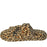 Women's Fluffy Z Slippers - Leopard