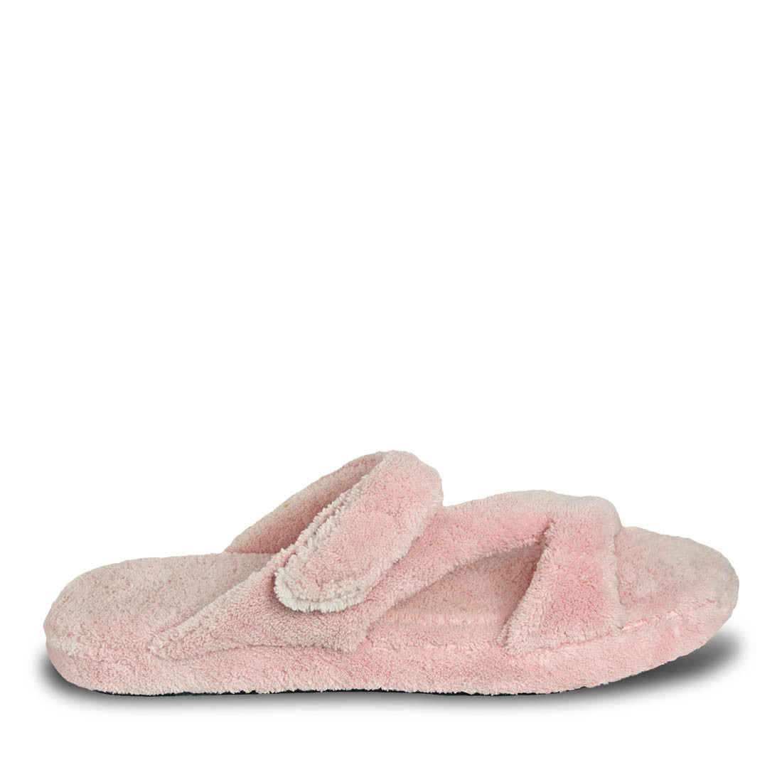 Image of Women's Fluffy Z Slippers - Soft Pink