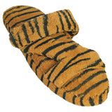 Women's Fluffy Z Slippers - Tiger
