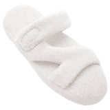 Women's Fluffy Z Slippers - White (Special Offer)