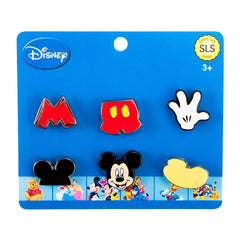 Disney Dawg Tags Shoe Charms Starter Pack - Mickey (P6054)