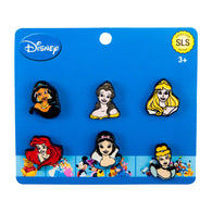 Disney Dawg Tag Shoe Charm Starter Pack - Princess (P6055)