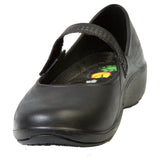 Women's Mary Jane Pro Work Shoes - Black with Black (Special Offer)