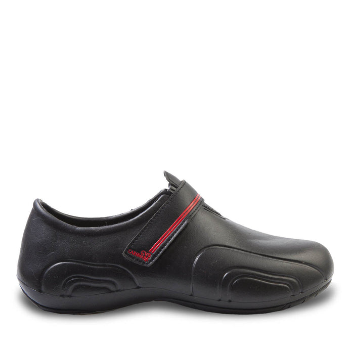 Red Label Men's Ultralite Tracker  - Black with Black