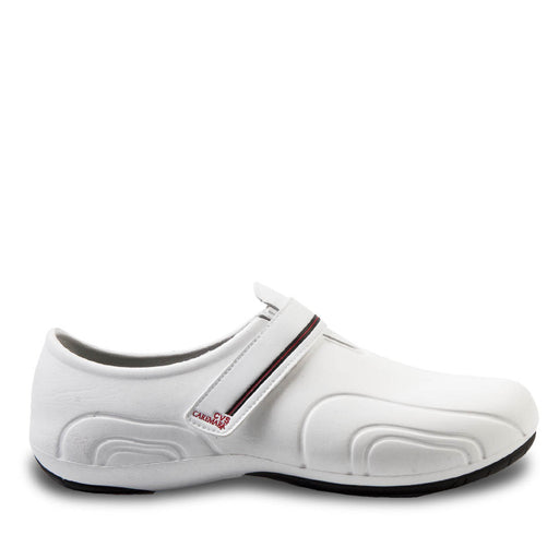 Red Label Women's Ultralite Tracker - White with Black