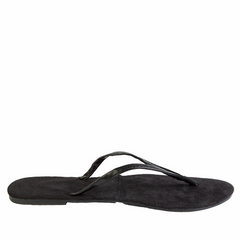 Hounds Women's Bendable Flip Flops - Black