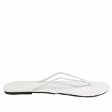 Hounds Women's Bendable Flip Flops - White