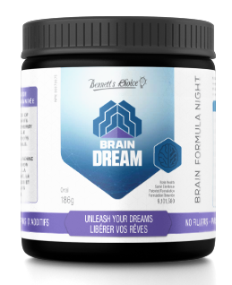 Brain DREAM - Tropical Flavour - 1 Bottle $63.99 each