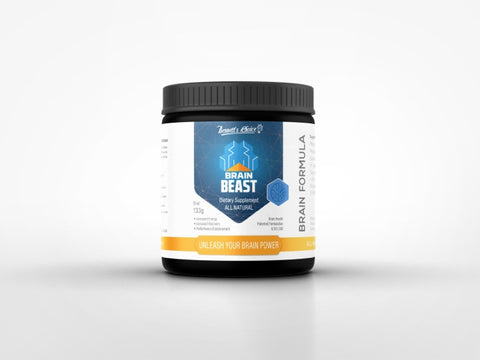 6 - Brain Beast Bottles - $49.99 each *Free Shipping*
