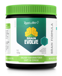 Brain Evolve - 3 Bottles - $54.99 ea