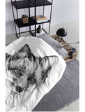 By-Nord-Fox-Duvet-Cover
