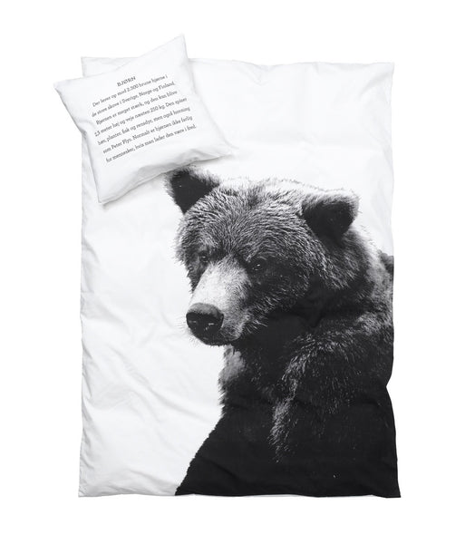 By-Nord-Bear-Duvet-Cover