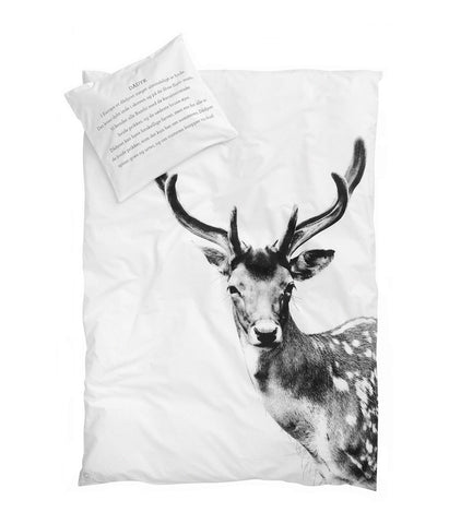 DEER Duvet + Pillow Set