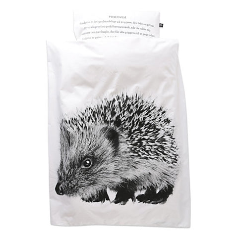 BABY HEDGEHOG Duvet + Pillow Set
