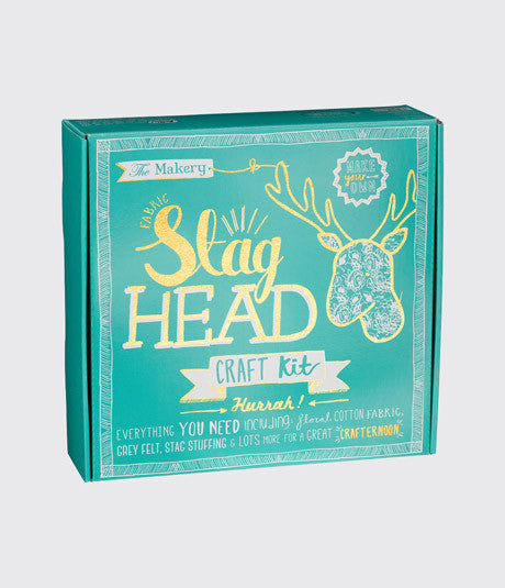 The-Makery-Stag-Head-Kit