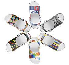 Kids' Loudmouth Slides