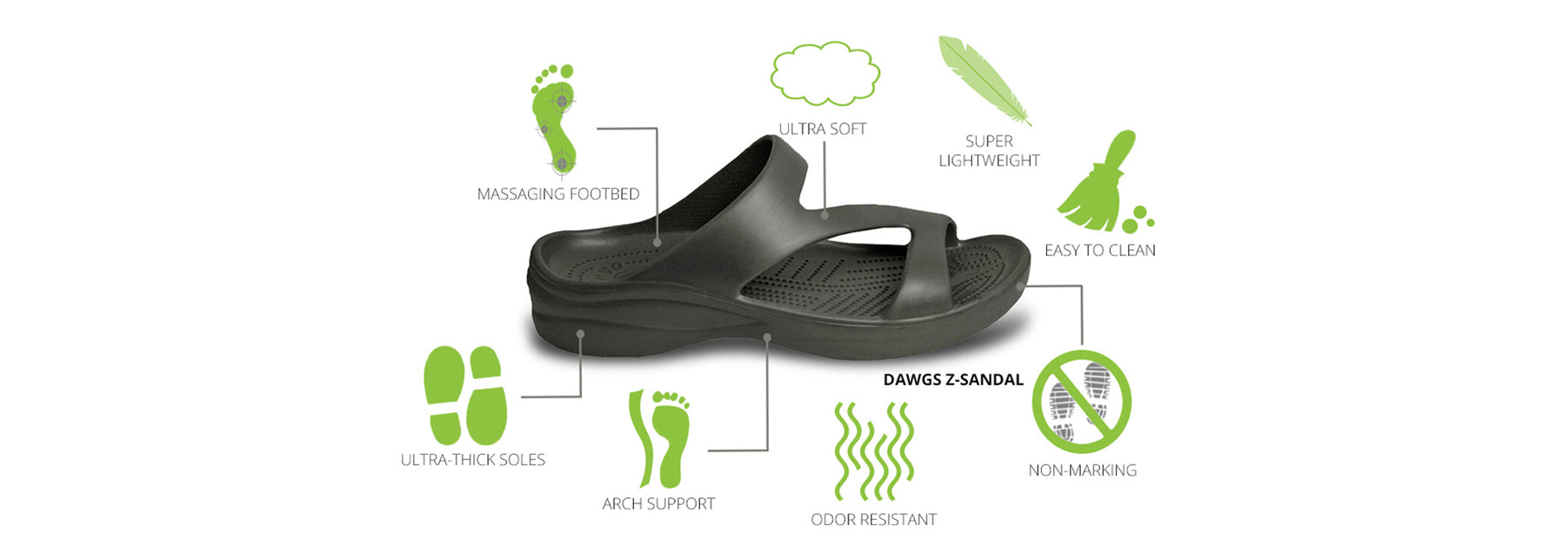 9246cd1b86f DAWGS Footwear Official Site | Shoes, Sandals, Boots — CANADA DAWGS