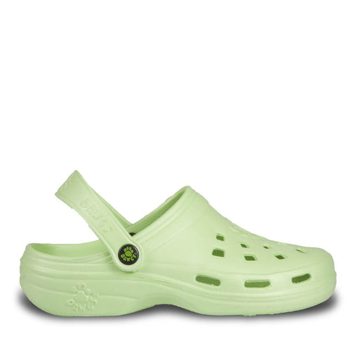 Women's Beach Dawgs - Lime Green