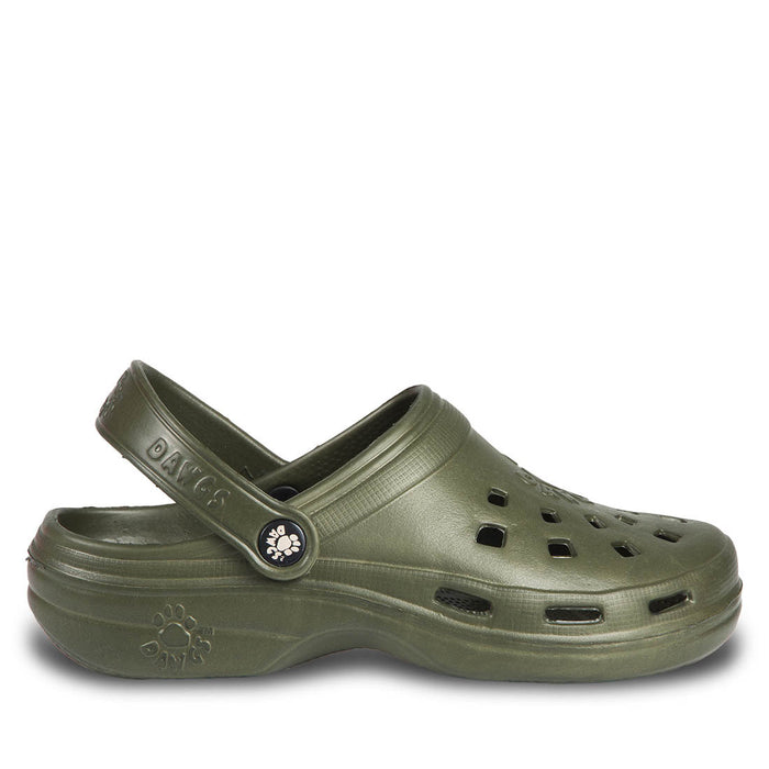 Men's Beach Dawgs - Olive