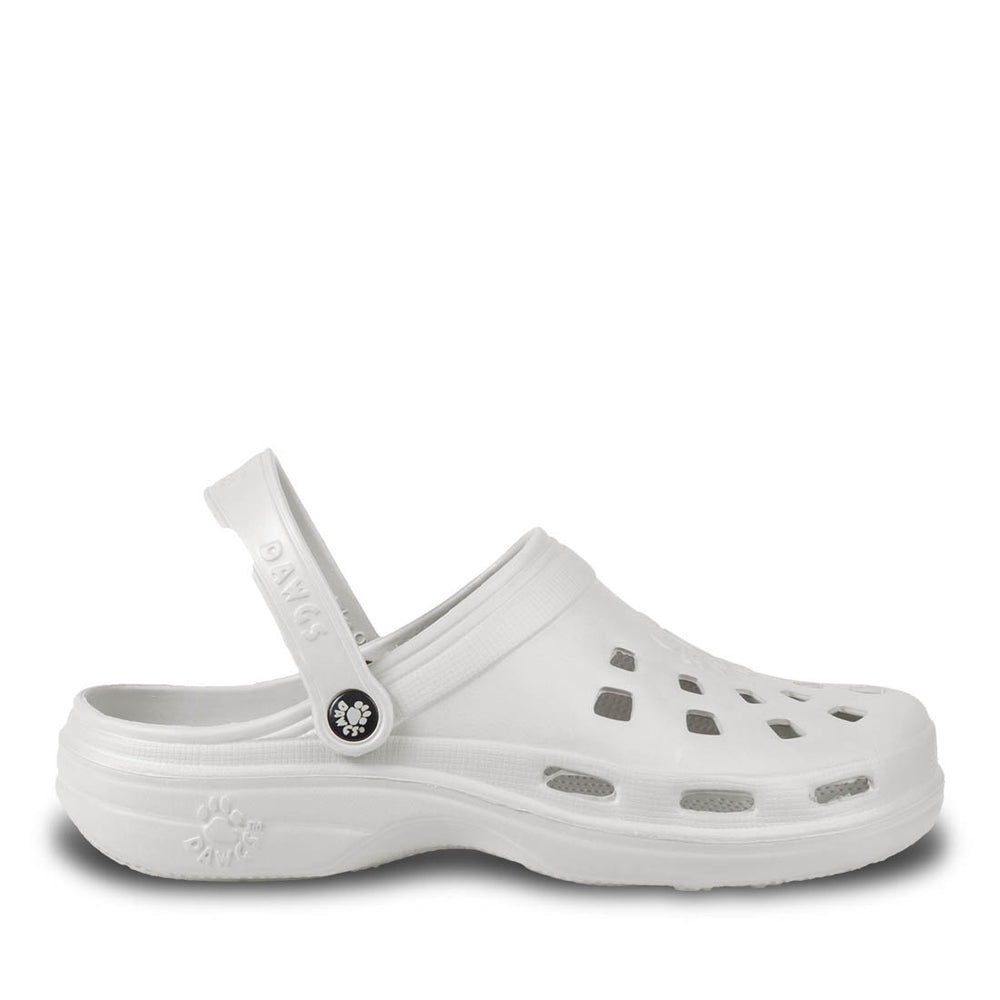 Women's Beach Dawgs - White