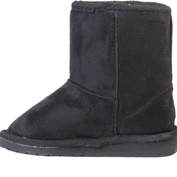 Girls' Microfiber Sheep Dawgs - Black