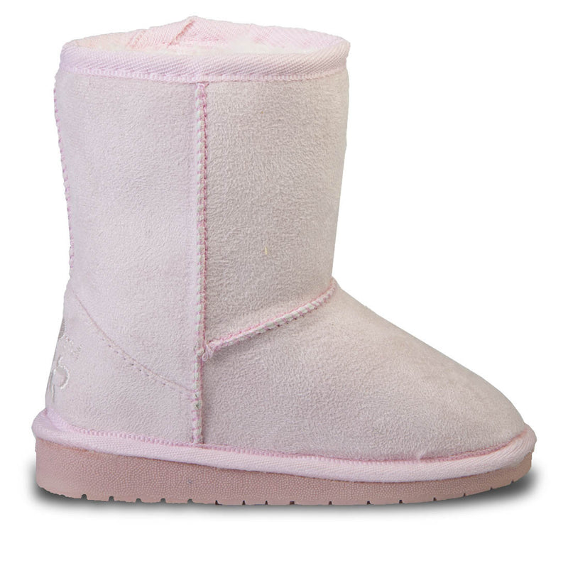 Girls' Microfiber Sheep Dawgs - Pink