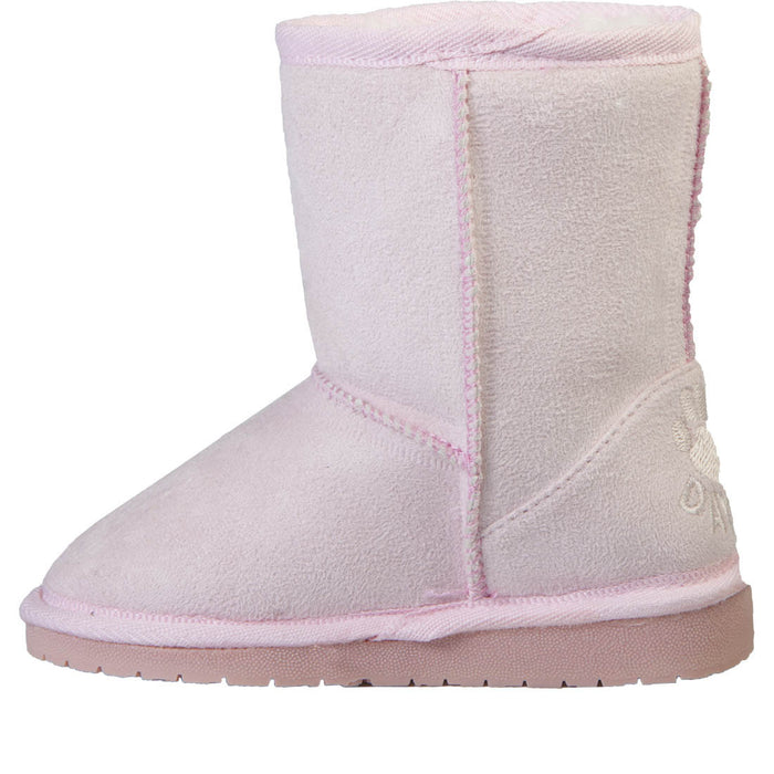 Toddlers' Microfiber Sheep Dawgs - Pink