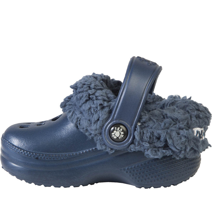 Toddlers' Fleece Dawgs - Navy with Navy