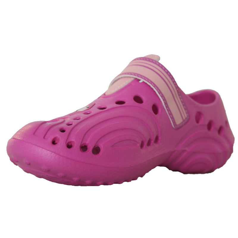 Hounds Kids' Ultralite Shoes - Hot Pink with Soft Pink