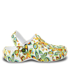 Women's Loudmouth Beach Dawgs - Shagadelic White