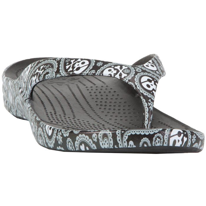 Men's Loudmouth Flip Flops - Shiver Me Timbers