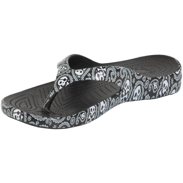 Kids' Loudmouth Flip Flops - Shiver Me Timbers