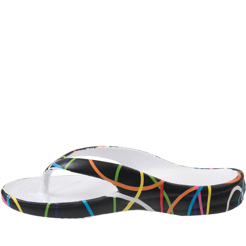 Toddlers' Loudmouth Flip Flops - Scribblz