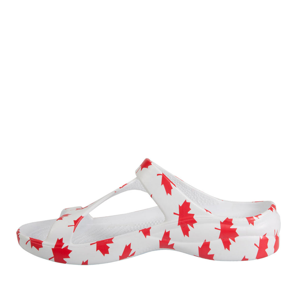 Womens Z Sandals - Canada Whitered  Canada Dawgs-5460