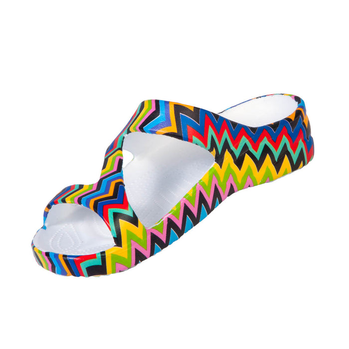 Kids' Loudmouth Z Sandals - Stepping Out