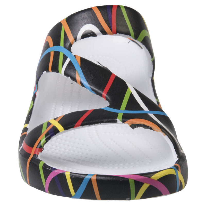 Kids' Loudmouth Z Sandals - Scribblz