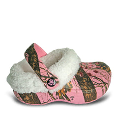 Kids' Mossy Oak Fleece Dawgs - Pink Breakup Infinity