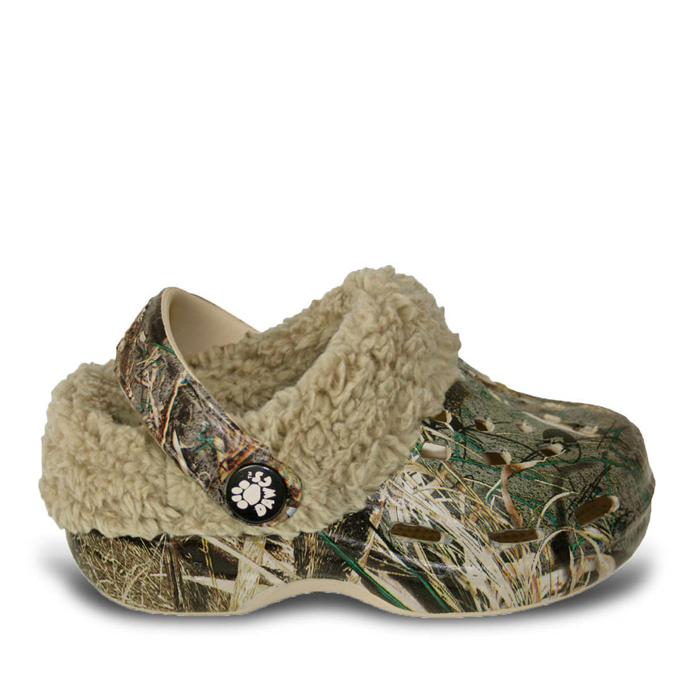 Kids' Mossy Oak Fleece Dawgs - Duck Blind