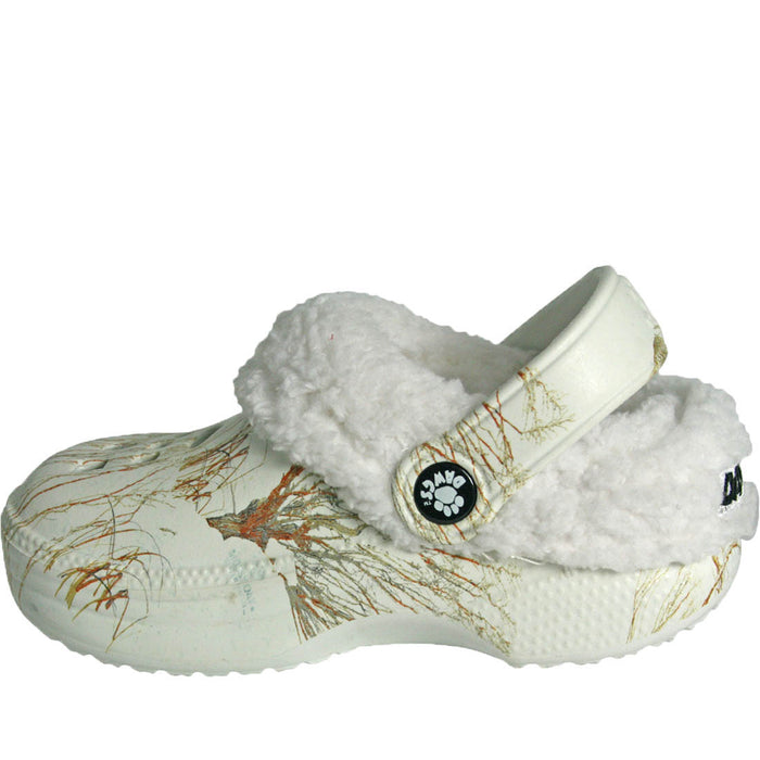 Kids' Mossy Oak Fleece Dawgs - Winter Brush
