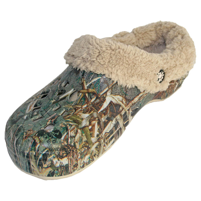 Women's Mossy Oak Fleece Dawgs - Duck Blind