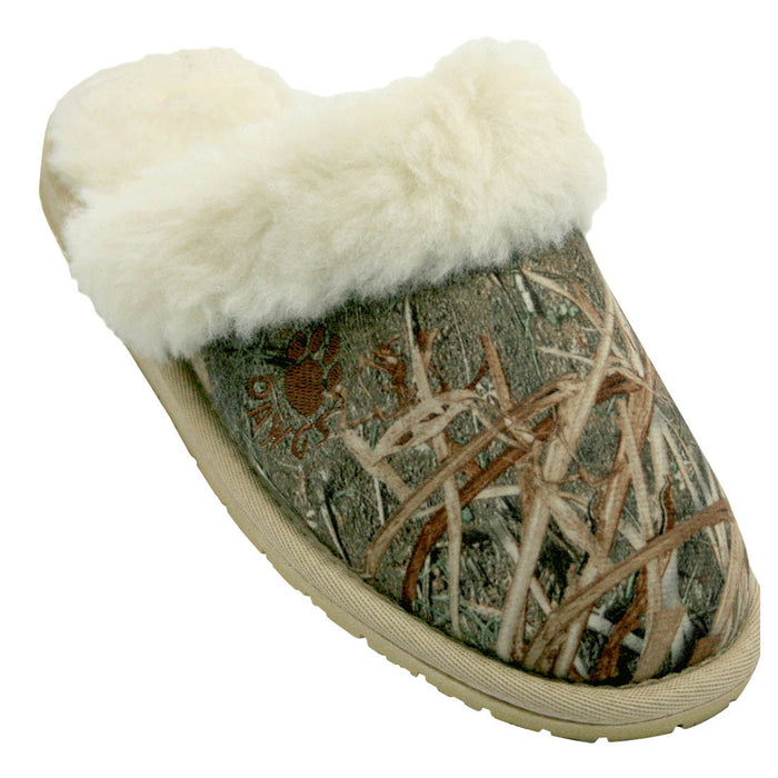 Women's Mossy Oak Scuffs - Duck Blind