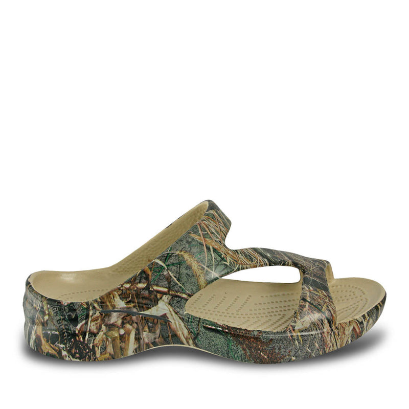 Women's Mossy Oak Z Sandals - Duck Blind
