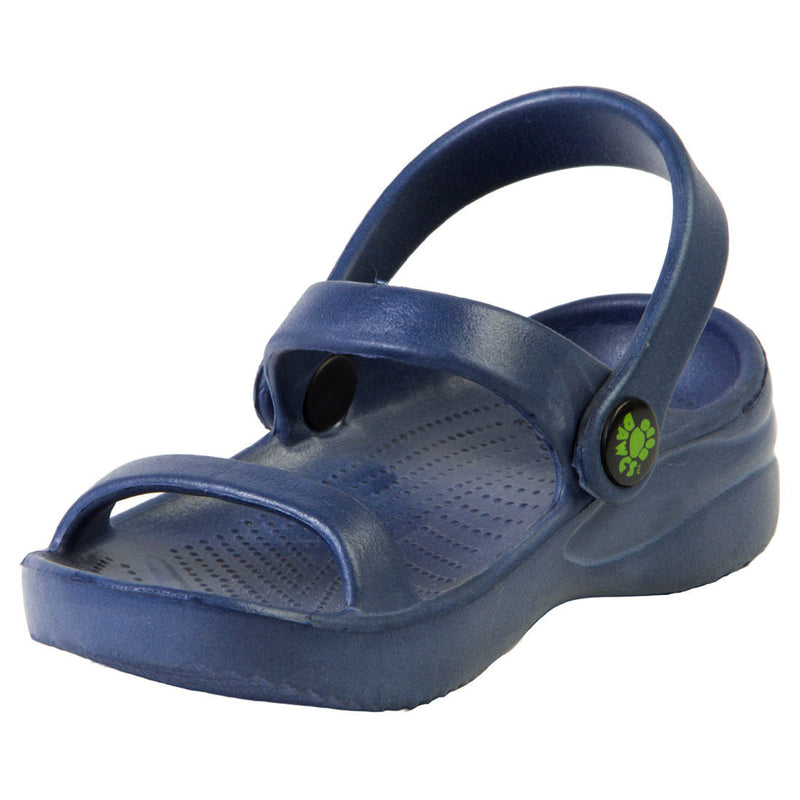 Toddlers' 3-Strap Sandals - Navy