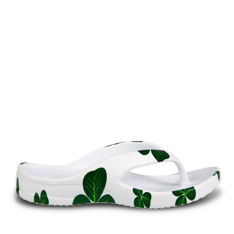 Toddlers' Flip Flops - Clovers