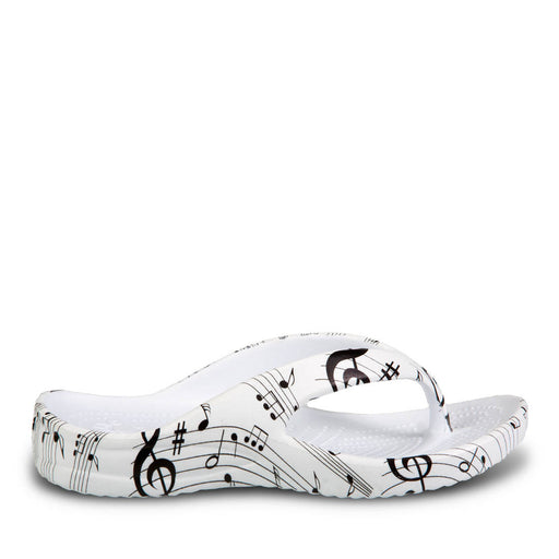 Toddlers' Flip Flops - Musical Notes
