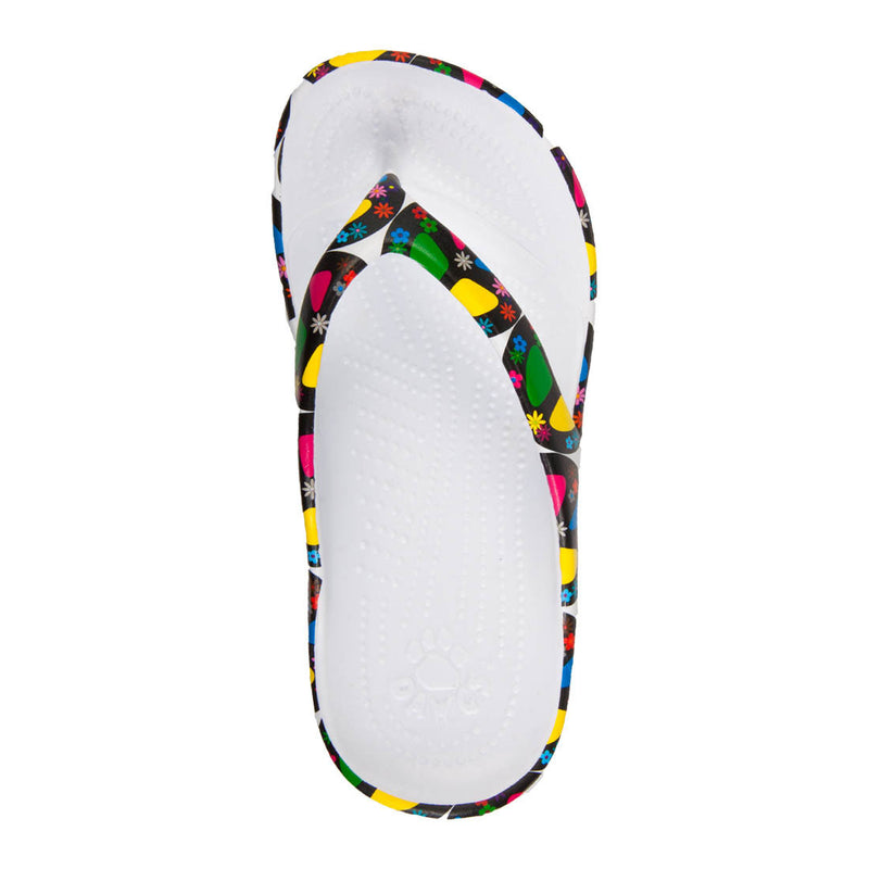 Toddlers' Flip Flops - Peace